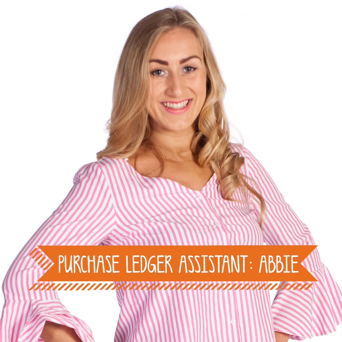 Say Cheese! Meet the Team – Abbie, Finance