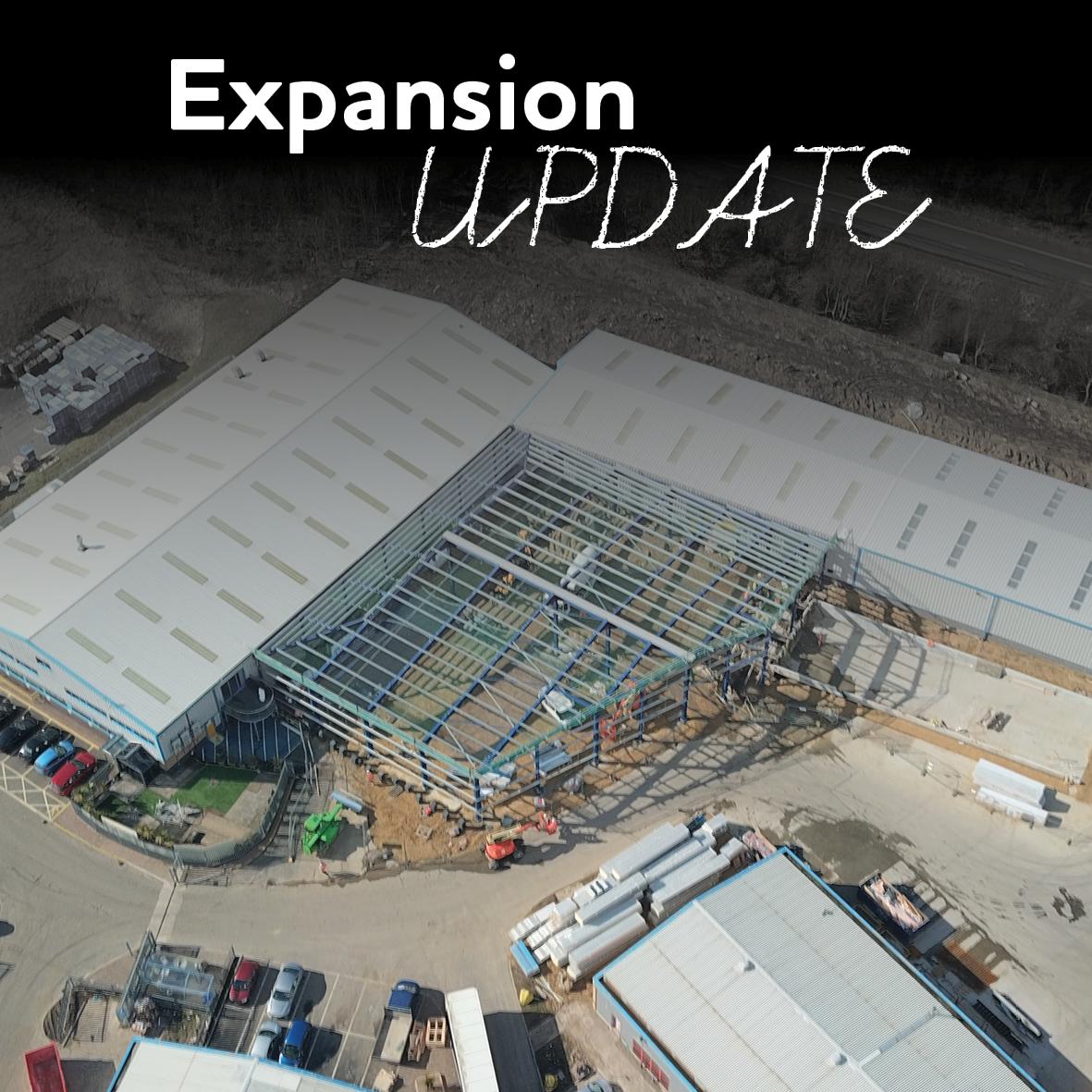 Prima Expansion Progress