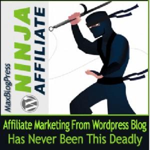 Maxblogpress Ninja Affiliate plugin Review