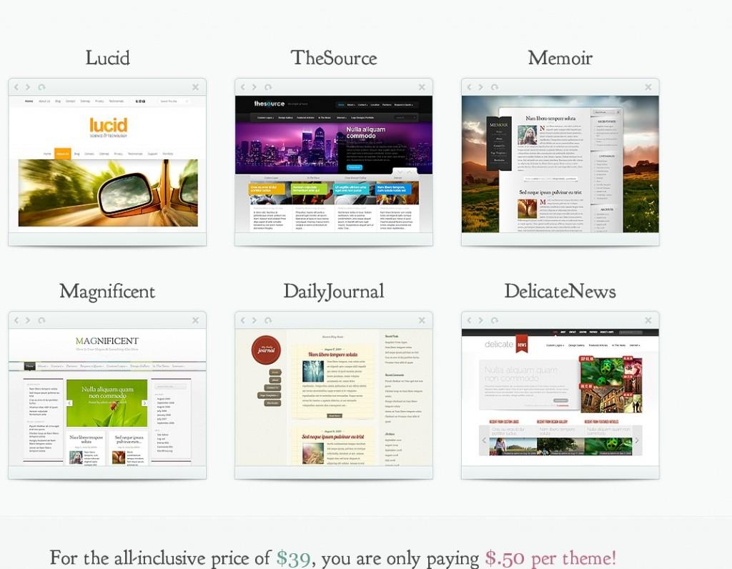 elegant themes blog review