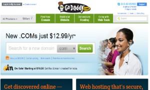 godaddy coupon & promo codes