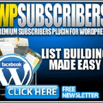 subscribe plugin wordpress - wpsubscribers