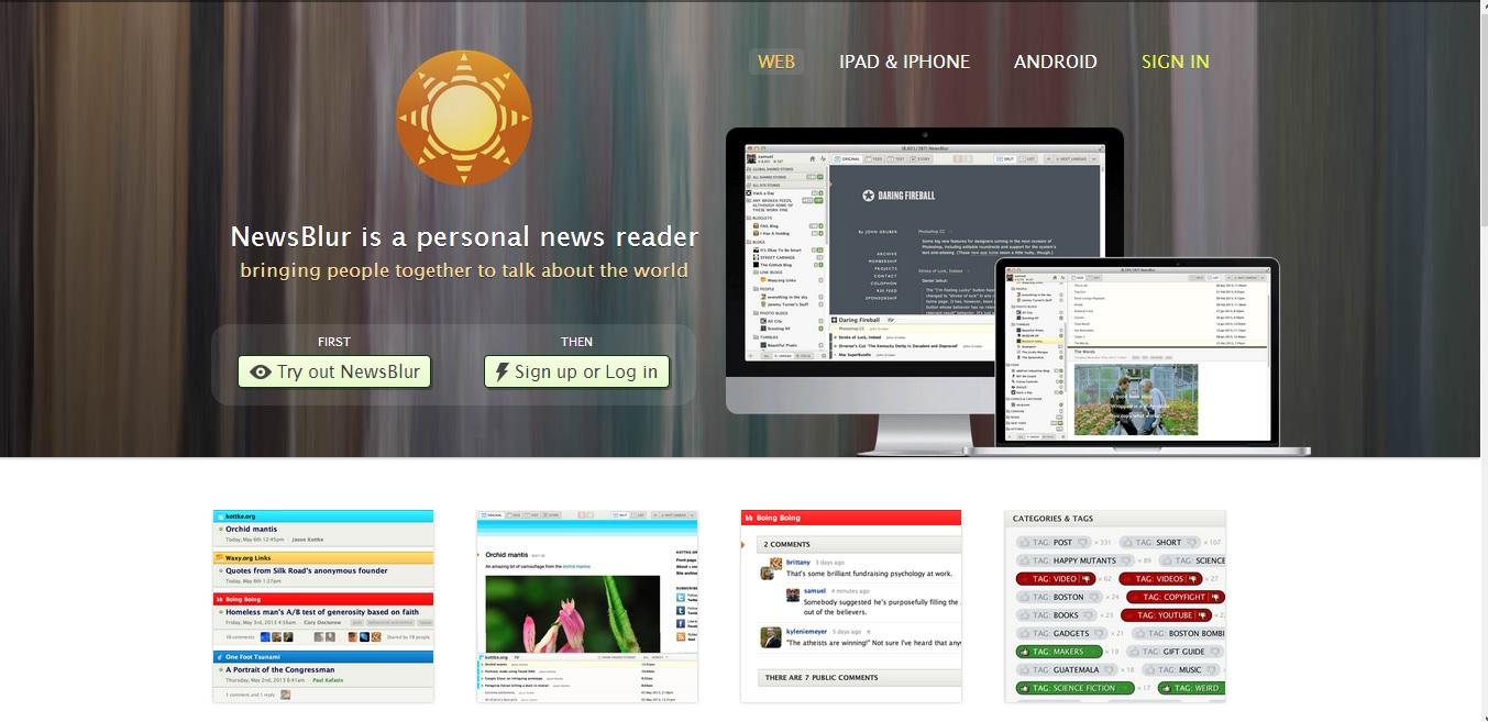 newsblur google reader alternative