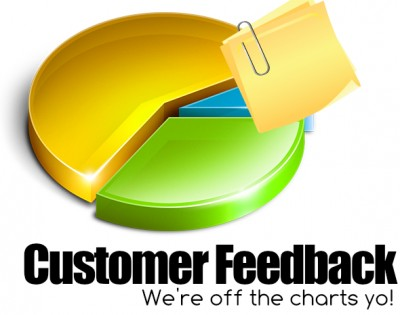 customer feedback-sales or problem