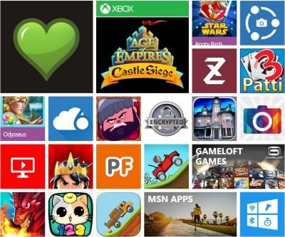 windows 8 phone apps