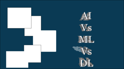AI vs ML vs DL