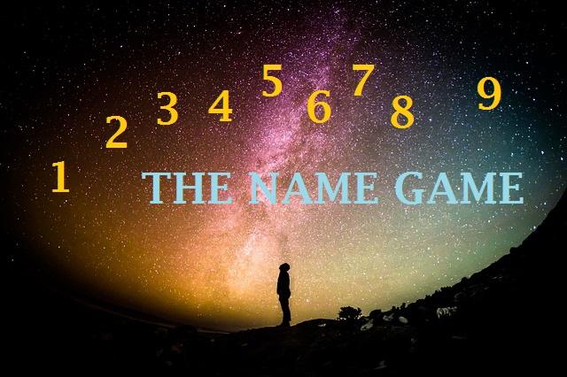 वास्तुशास्त्र एवं ज्योतिषः THE NAME GAME