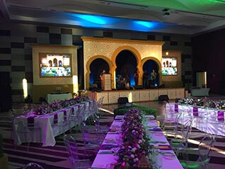 Gala Dinner in Dubai