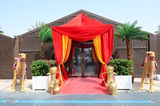 Themed Events in Dubai
