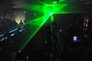 Laser Shows In Dubai