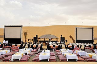 Desert Events in the UAE