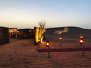 Dubai Desert Events