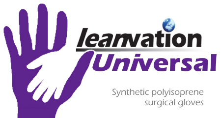 leanvation Universal surgical glove