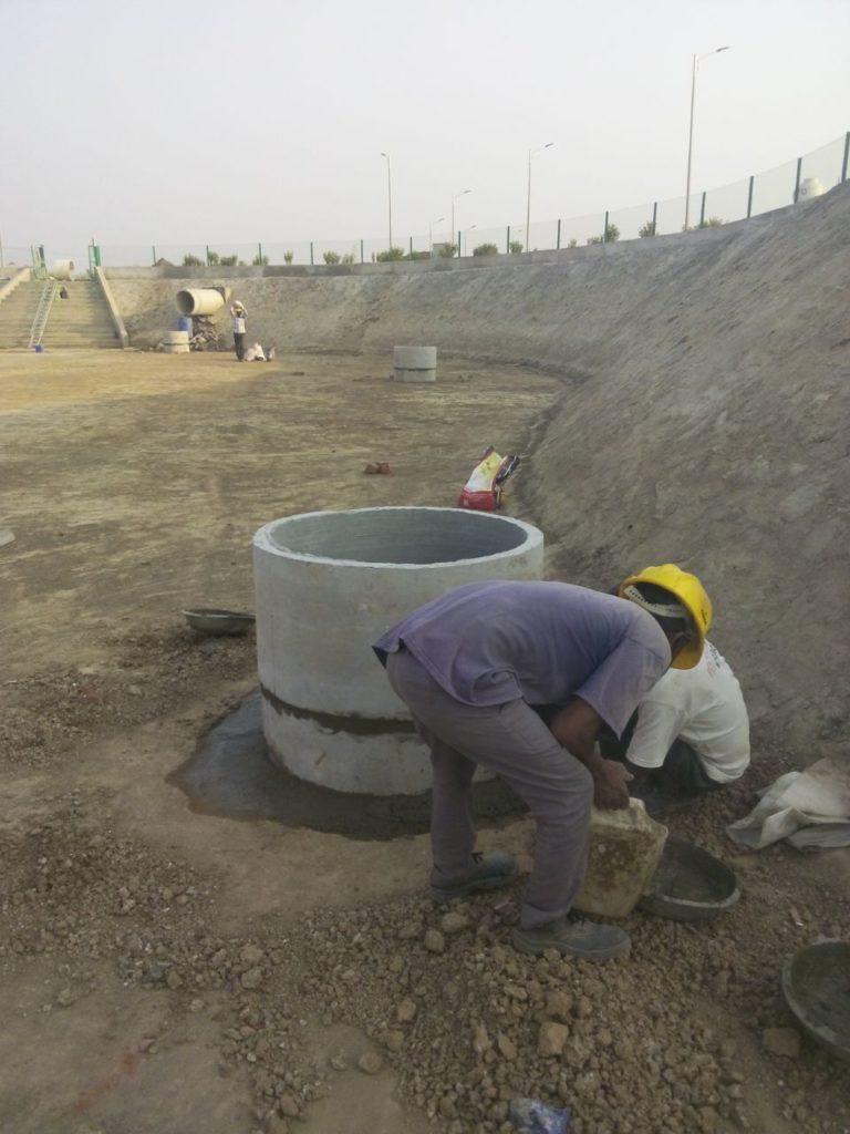 Rainwater Harvesting Reservoir