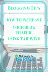 How To Increase Your Blog Traffic Using Tail Wind - Not Taught At School.