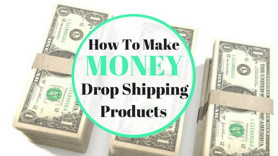 How to make money drop shipping products. In this easy to follow guide you can quickly and easily start your own drop shipping business today.