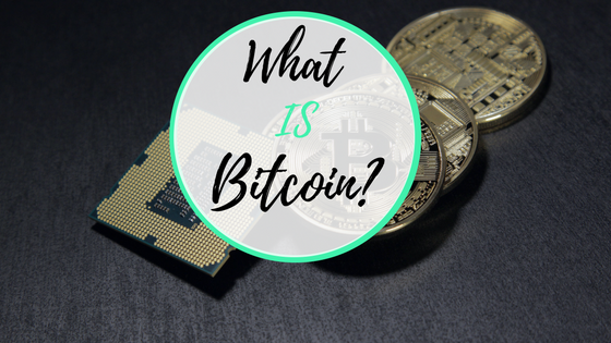 What is bitcoin?