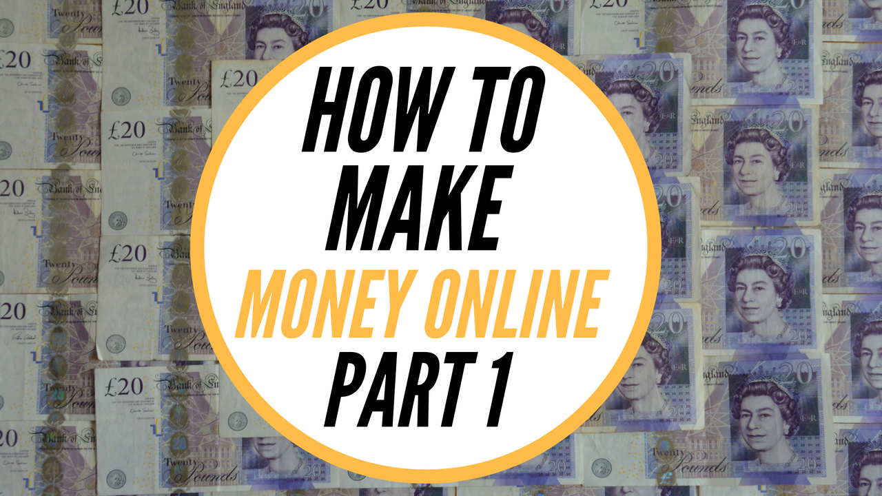 How To Make money online, really simple way to start making money on eBay with no outlay and no skills or website needed.