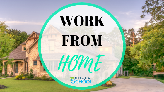 Work from home part time, today we take a look at how you can work from home part time and also the different jobs available to get started with.