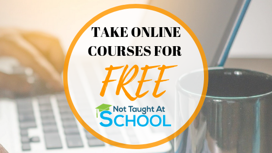 Today we look at how you can take free online courses, some of these online courses come with free printable certificates and others you will learn new qualifications.