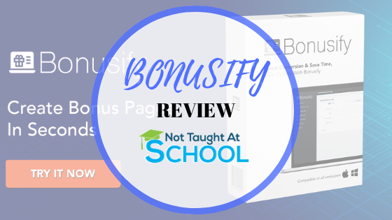 Today we take a look at a new product called Bonusify, this Bonusify review will let you know everything you need to know and how it works.