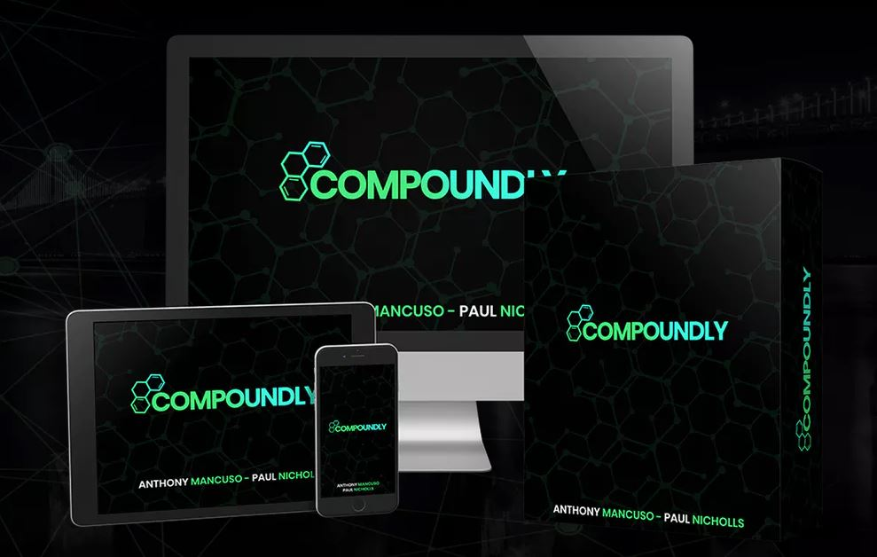Today we take a look at a new product called Compoundly, this Compoundly review will show you how you can use this system to make money online.