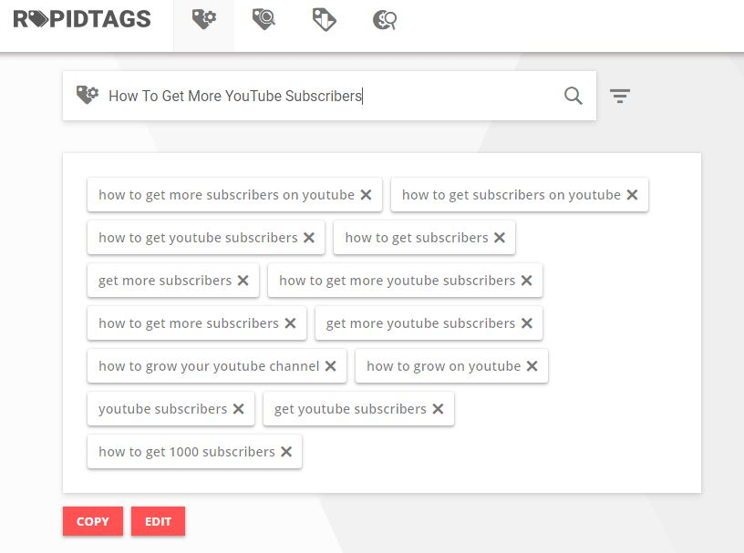 Follow this simple and free process to get more YouTube subscribers.