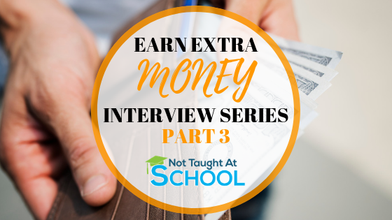Earn Extra Money From Home - Interview Series. Today we interviewed Jane who shared some great tips to earn extra money working from home.