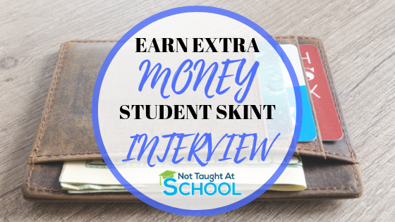 Earn Extra Money From Home - Interview Series. Today we interviewed Katie from Student Skint who shared some great tips to earn extra money working from home.