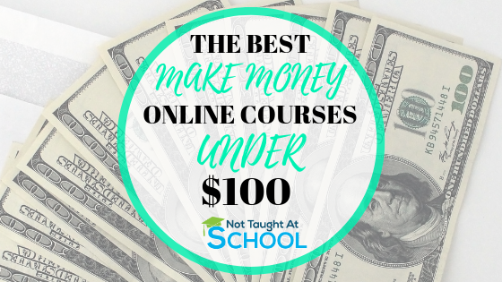 The Best Make Money Online Training Courses Under $100