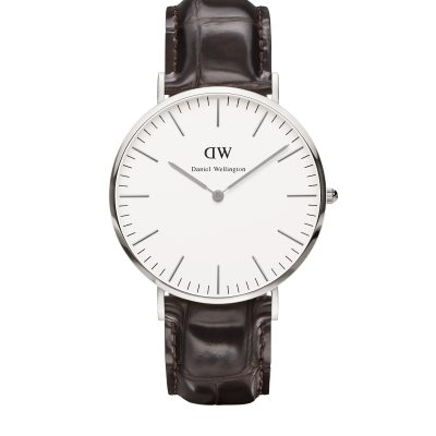 DW - Classic York | 36mm silber
