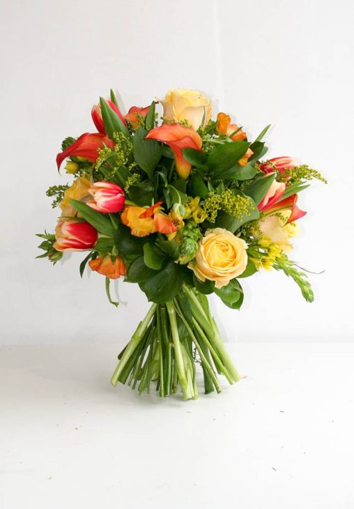 Beautiful bouquets custom made for any occasion, by North London florist Garland