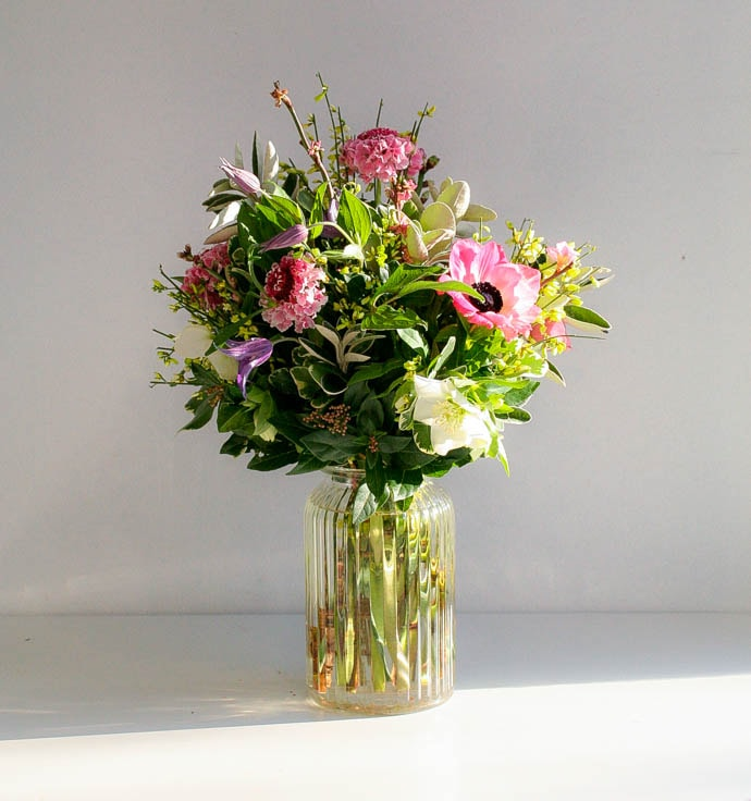 Fab Friday Flowers, created by north London florist Garland