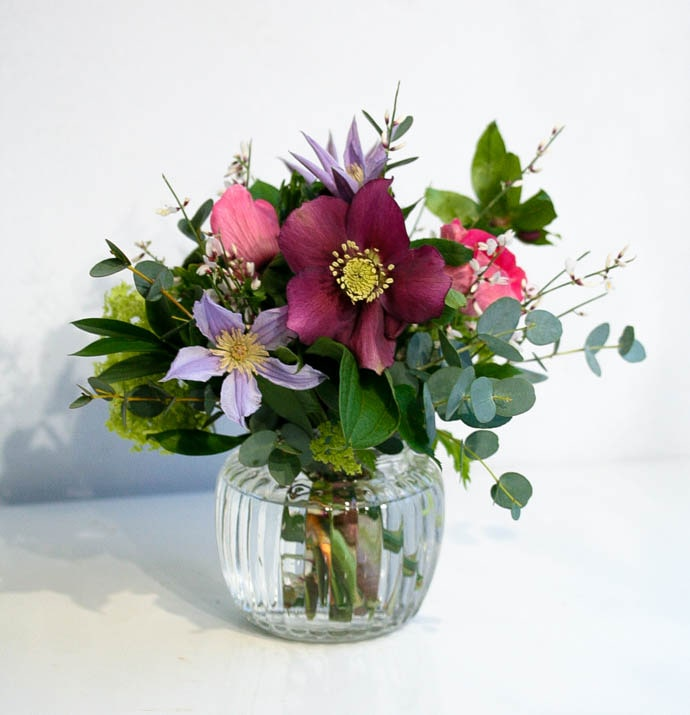 Fab Friday Flowers, little bouquets created with love by Garland