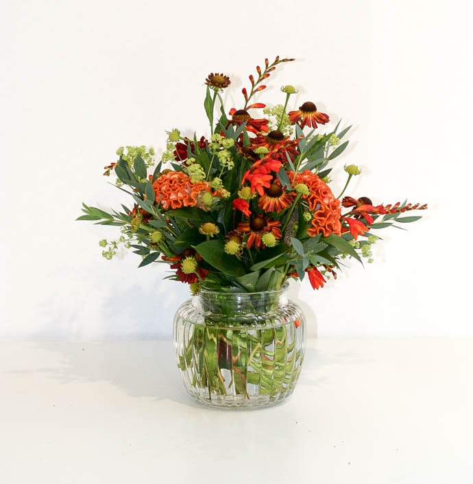 Fab Friday Flowers autumnal Mix