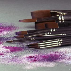 Handmade Paint Brush Sets