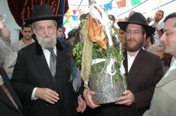 הרב שאר יישוב הכהן והרב ביסטריצקי