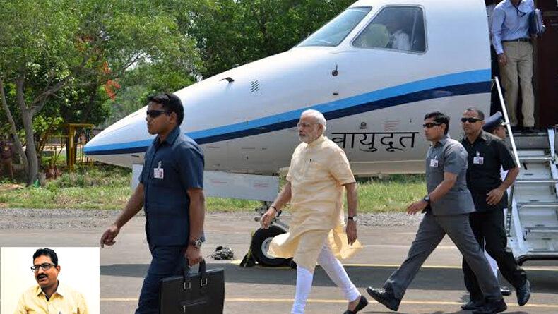 PM मोदी और मंत्रियों के विदेशी-घरेलू दौरों पर खर्च हुए 393 करोड़...!