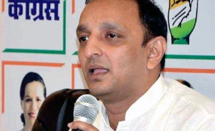 कांग्रेस का आरोप- EVM में काला जादू कर रही है भाजपा : सचिन सावंत