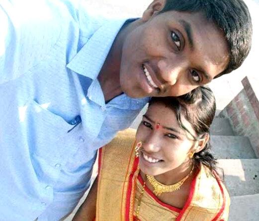 अंतरजातीय विवाह से नाराज परिजनों ने युवक-युवती को जिंदा जलाया, युवती की मौत...!