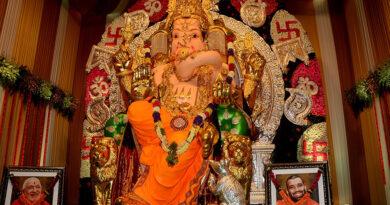 मुंबई: देश के सबसे अमीर गणपति मंडल ने करवाया बप्पा का 266.6 करोड़ का बीमा, बप्पा पहनेंगे 20 करोड़ के आभूषण...!