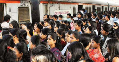 मुंबई: लोकल ट्रेन में महिला ने बेटे को दिया जन्म
