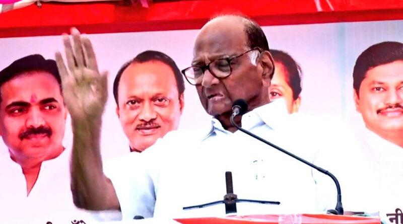 महाराष्ट्र विधानसभा चुनाव: शिवसेना के चुनावी वादे पर शरद पवार का तंज-राज्य चलाना है खाना नहीं पकाना...