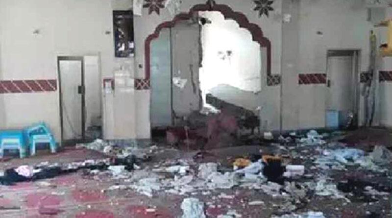 बलूचिस्तान के क्वेटा में मस्जिद में धमाका, 3 की मौत, 13 घायल