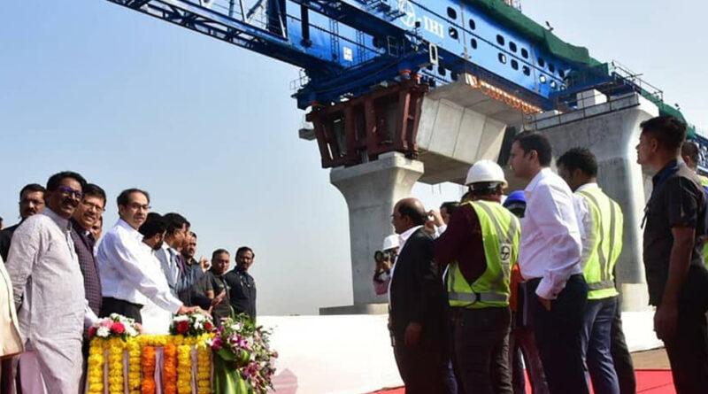मुंबई: मुख्यमंत्री ने देश के सबसे लंबे समुद्री पुल के पहले चरण को किया लांच, आधे घंटे में तय होगी मुंबई से नवी मुंबई की दूरी