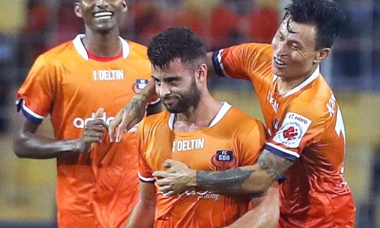 FC गोवा की मुंबई सिटी एफसी पर 5-2 से धमाकेदार जीत