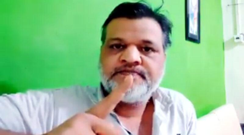 मुंबई: छत्रपति शिवाजी महाराज और राज ठाकरे के खिलाफ अभद्र टिप्पणी करने के आरोप में हसन को पुलिस ने किया गिरफ्तार
