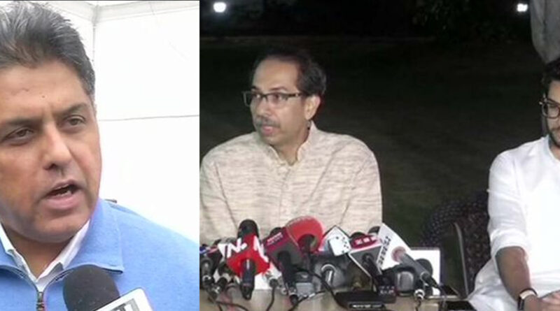 पीएम मोदी से मिलने के बाद उद्धव ठाकरे पर कांग्रेस का निशाना- अभी संविधान से परिचित होने की जरूरत है...