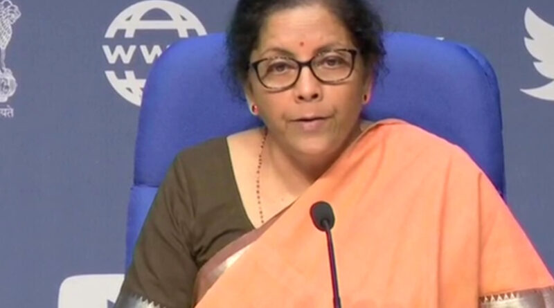 INDIA Lockdown: सरकार ने दिया 1.70 लाख करोड़ का महा-पैकेज