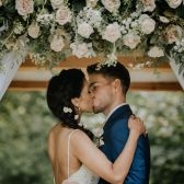 first-kiss - anna and stuart - august 2016